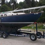 Sailboat Trailer For Sale >> Sailboat Trailers